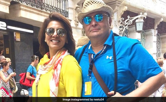 'Learnt A Lot From Rishi Kapoor During Our Last Few Traumatic Years': Read Neetu Kapoor's Post