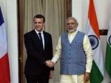 Video : Macron, PM Modi Discuss Cooperation In Indo-Pacific Amid Subs Row