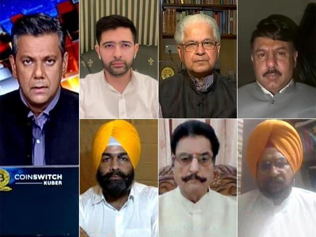 Video : Punjab Congress Crisis: Gandhis' Gamble On Navjot Sidhu Backfires?