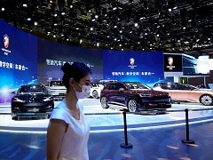 Evergrande's EV Unit Has Stopped Paying Staff, Factory Suppliers: Report
