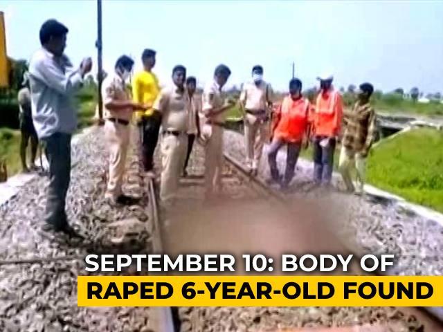 Video : Body Of Hyderabad Rape-Murder Accused Found On Rail Tracks