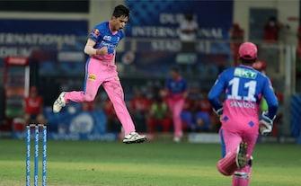 IPL 2021: RR Seal Thrilling Final Over Win Against PBKS