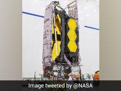 NASA's $10 Billion Space Telescope To Launch In December