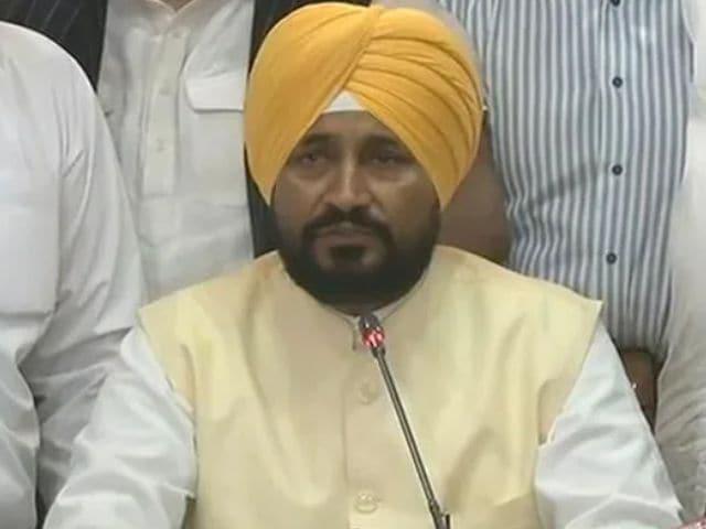 Video : What Punjab Chief Minister Said On Navjot Sidhu Resignation Shocker