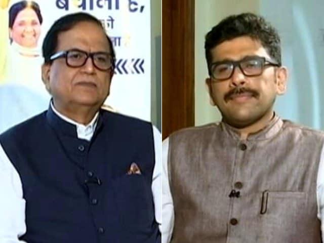 Video : Battleground Uttar Pradesh: BSP On The Road Ahead