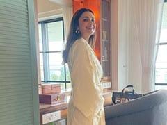 Inside Parineeti Chopra's Home - A Walk Through Her Shoe Closet. BFF Sania Mirza Comments