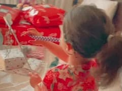 """Soha Ali Khan Shares Glimpses Of """"The Morning After"""" Little Inaaya's Birthday. We Love The Gifts"""