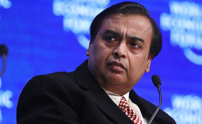 Mukesh Ambani Races Toward World's Exclusive $100 Billion Wealth Club