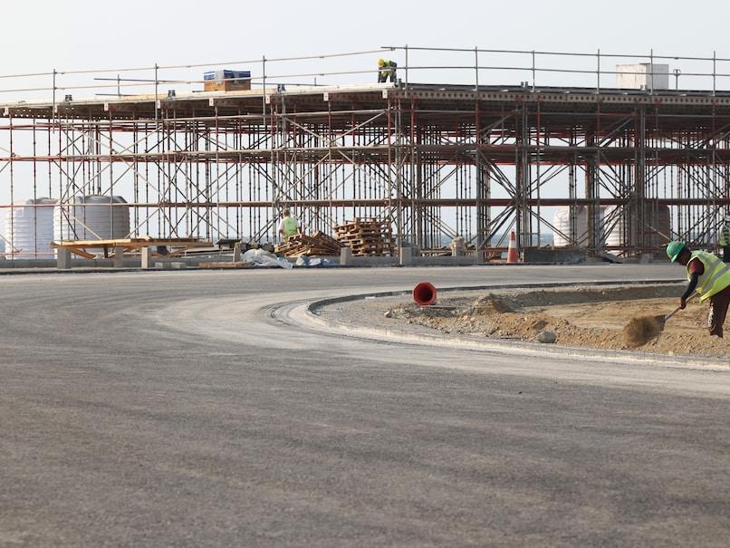 "Saudi Arabia ""Racing Against Time"" To Complete Formula 1 Track"