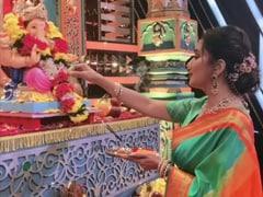 Ganesh Chaturthi 2021: Amitabh Bachchan, Madhuri Dixit And Other Stars Post Festive Greetings