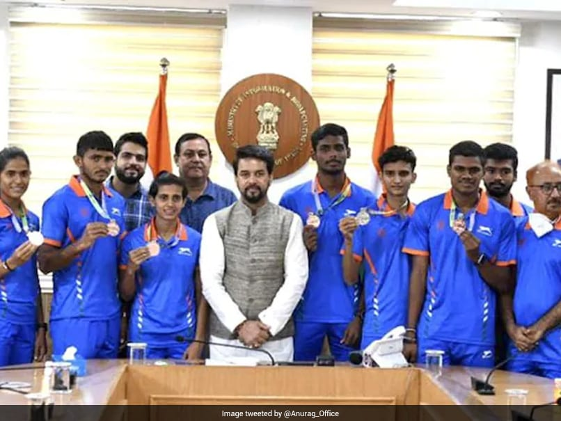 Sports Minister, Education Minister Launch Nation-Wide Quiz On Sports And Fitness