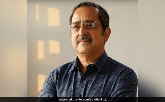'Not Joining Trinamool But ...': Bengal BJP MLA Ashok Lahiri On Defection Rumours
