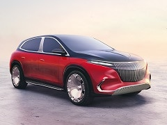 IAA Munich 2021: Mercedes-Maybach EQS SUV Concept Revealed