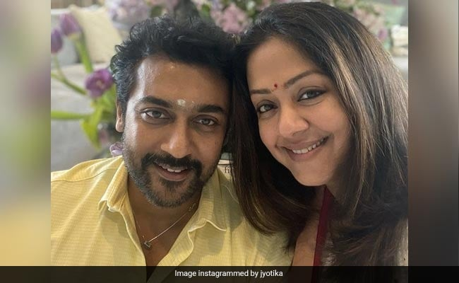 How Suriya And Jyotika Wished Each Other On 15th Anniversary