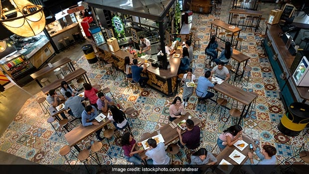 New Delhi Railway Station Gets First Ever 24 Hrs Food Court