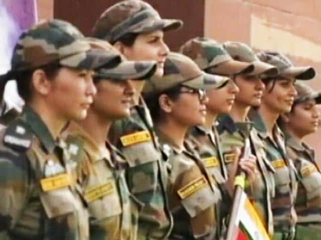 """Video : """"Delighted to Share"""" Women Can Now Join NDA: Centre To Supreme Court"""