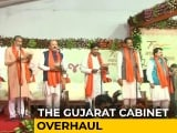 Video : All-New Cabinet In Gujarat, Chief Minister Keeps Home, Urban Development