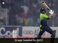 T20 World Cup: Shoaib Malik Misses Out As Pakistan Name 15-Member Squad