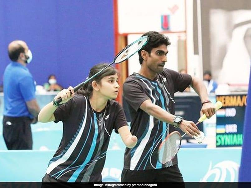 Tokyo Paralympic Games: Komuter Pramod Bhagat/Palak Kohli kalah di semifinal ganda campuran untuk memperebutkan perunggu