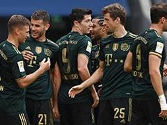 Robert Lewandowski Scores Again As Bayern Munich Hit Seven Past Bochum To Go Top Of Bundesliga