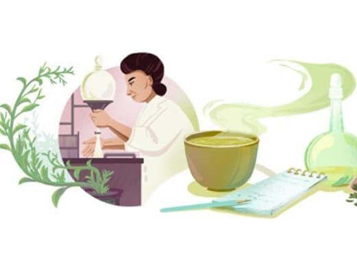 Google Doodle Honours Japanese Green Tea Researcher Michiyo Tsujimura