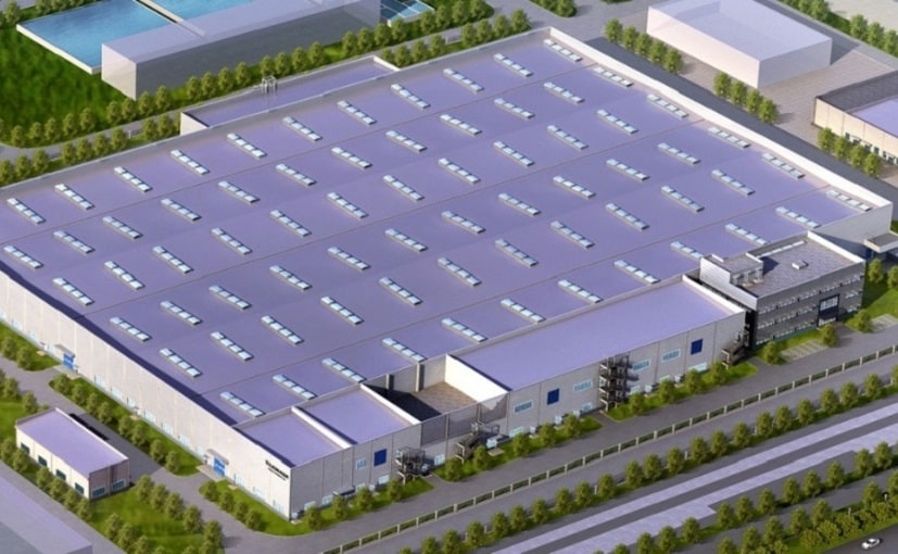 Volkswagen Group China is investing over EUR 140 million until 2025 in the new plant and its facilities