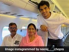 """Small Dream Came True"": Neeraj Chopra Takes Parents On Their First Flight. See Pics"