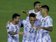 World Cup Qualifiers: Argentina Cruise Against Venezuela As Brazil Stay Perfect