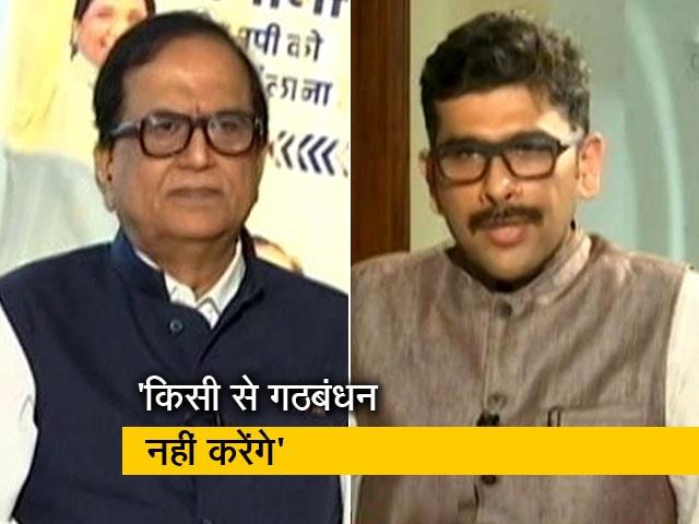 Videos : सवाल इंडिया का : क्या यूपी में चलेगा BSP का दलित-ब्राह्मण कार्ड?