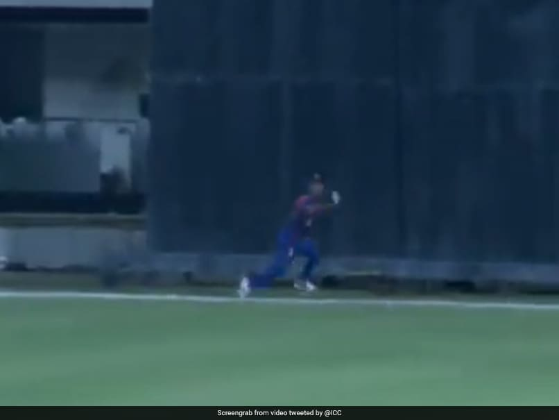 """Watch: Nepal Cricketers """"Simply Incredible"""" Catch On The Boundary Line"""