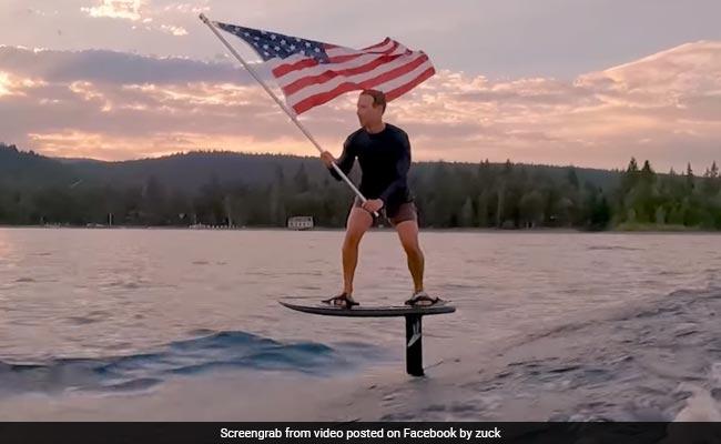 Mark Zuckerberg Slams New York Times For 'Surfboard' Comment: 'Crossing The Line'