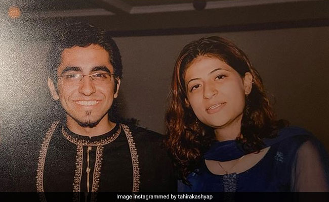 On Ayushmann Khurrana's Birthday, Tahira Kashyap Goes Back To Being 19: 'I Found You Quite Cool'