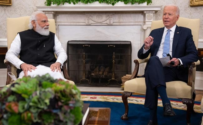 PM Modi Raises Issue Of Indians In US, H-1B Visas With Joe Biden: Foreign Secretary