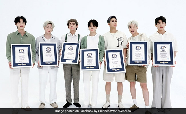 , BTS Enters Guinness World Records Hall Of Fame With 23 Records, The World Live Breaking News Coverage & Updates IN ENGLISH