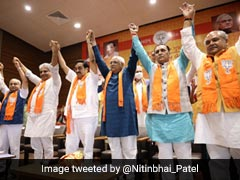 BJP May Field 100 New Faces In 2022 Gujarat Polls, Says State Party Chief
