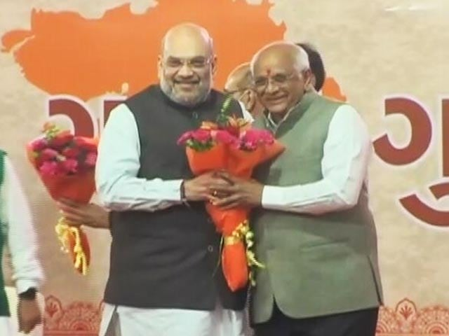 Video : Gujarat Cabinet Ministers To Be Sworn In Today, Other Top Stories