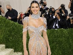 Kendall Jenner Is As Glam As Can Be In A Dazzling Sheer Givenchy Dress