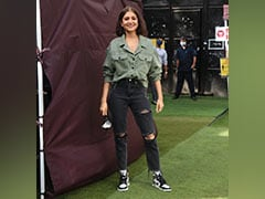 Anushka Sharma's Casual Yet Chic Look Is Complete With Her Rs 18K Nike Air Jordan Sneakers