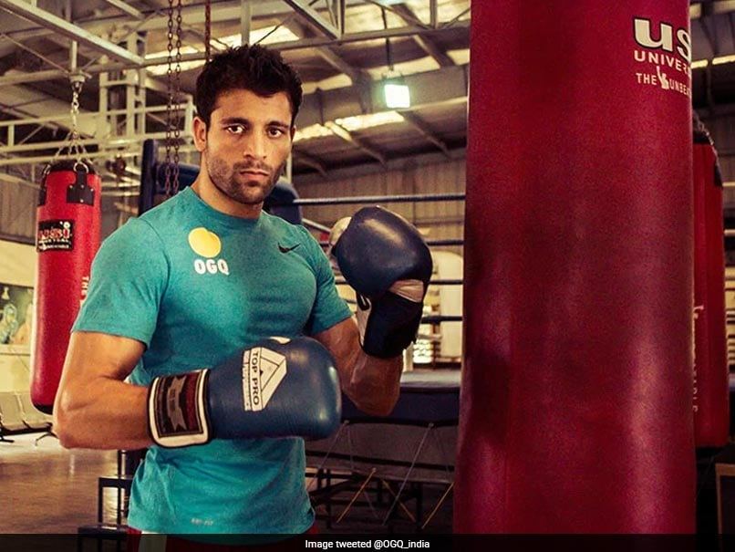 Sumit Sangwan Among Winners On Day 1 Of National Boxing Championships
