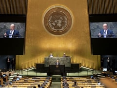"""Iran Has Crossed All Nuclear """"Red Lines"""": Israeli PM At UN"""