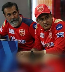 Punjab Kings Fans Troll Anil Kumble Over Notable Omissions Against RR