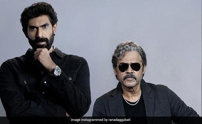 Rana Naidu: Venkatesh And Nephew Rana Daggubati Are Going To Be 'At Each Other's Throats' In New Series