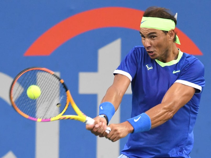 """Rafael Nadal Ready For """"Difficult"""" Recovery From Foot Injury"""