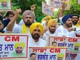 """Video : Bhagwant Mann For Punjab Chief Minister? Supporters Say Will """"Force"""" AAP"""