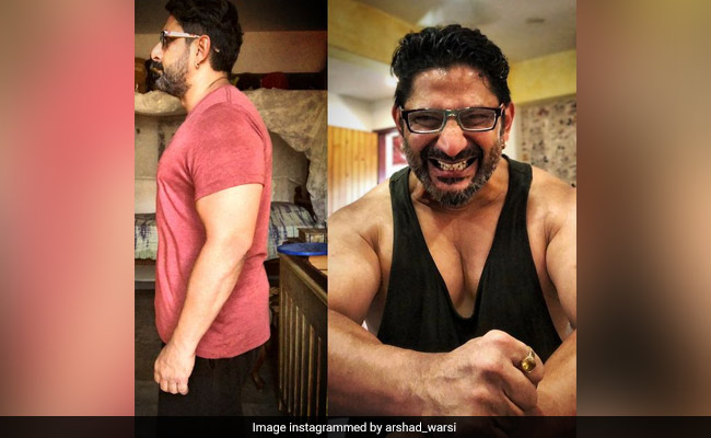 John Cena Posted Pic Of Arshad Warsi's Body Transformation And His Reaction Is...