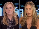 Video : Jennifer Aniston & Reese Witherspoon Interview On <i>The Morning Show</i>