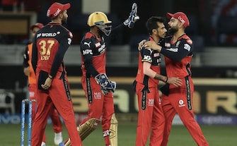 IPL 2021: Maxwell, Harshal Set Up A Big Win For RCB Over Mumbai