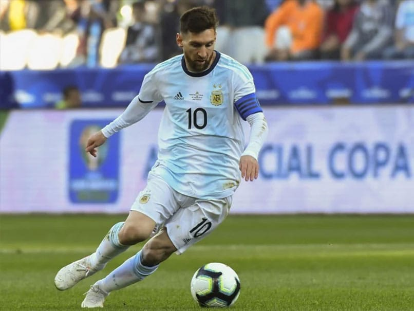 Lionel Messi Headlines Argentina Squad For World Cup Qualifiers