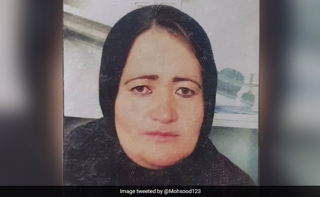 Taliban Kills Pregnant Afghan Policewoman In Front Of Her Family: Report