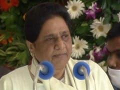 "Mayawati Slams UP Government Over ""Lack Of Medical Facilities"" Amid Dengue Outbreak"